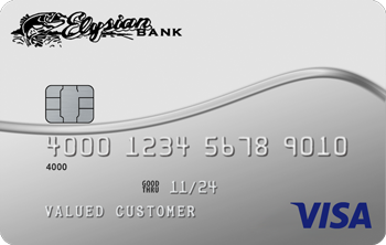 Elysian Bank Card Visa Platinum