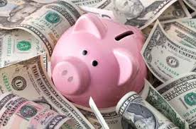 don't just use a piggy bank use a savings account